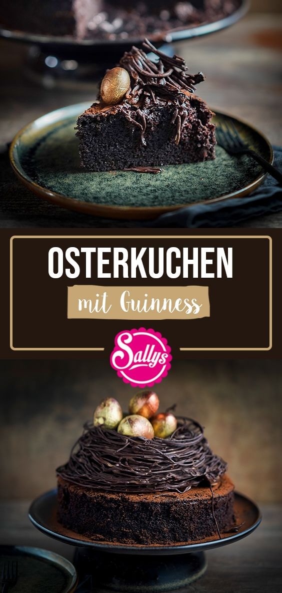 Photo of GUINNESSKUCHEN