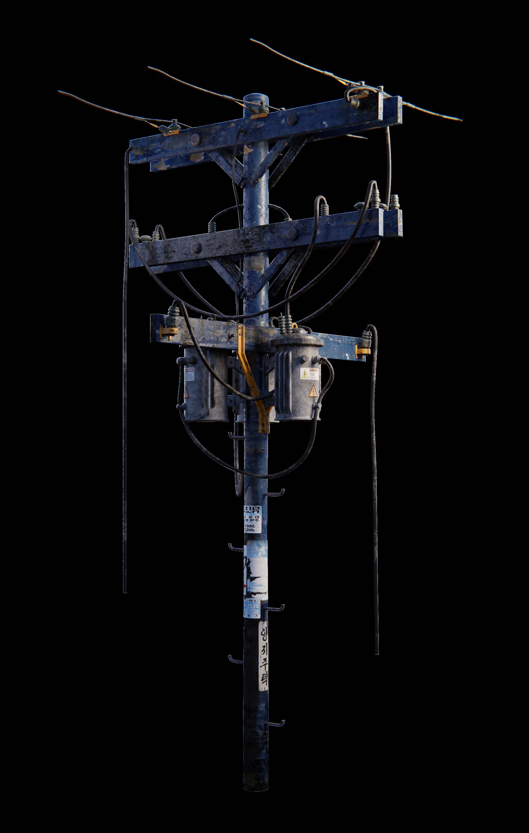 Utility Pole Utility Pole Telephone Best Build
