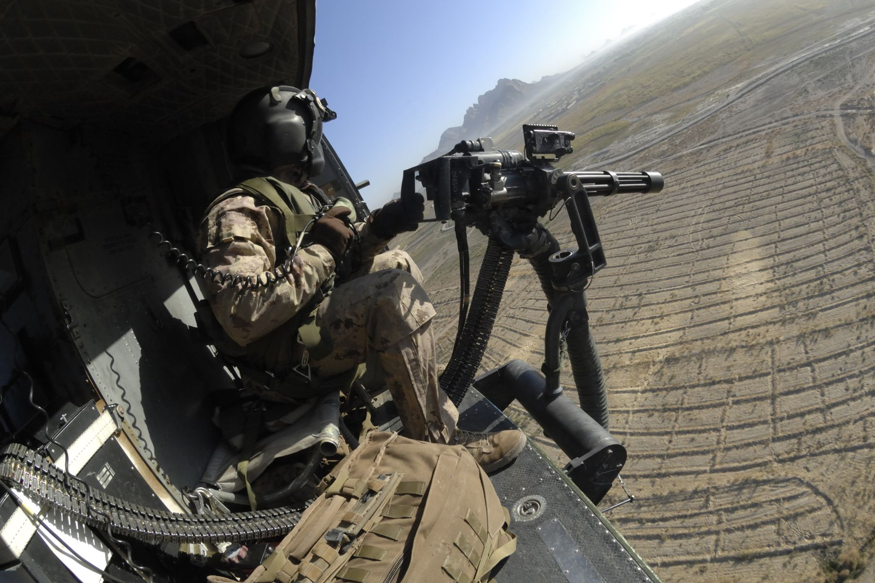 chopper gunner - photo #5