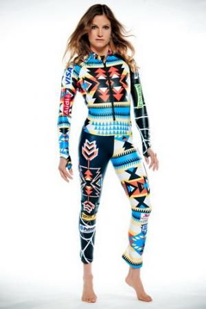 Can we get speedsuits like this please? Oh dear Lord.Thats just..no..just no.