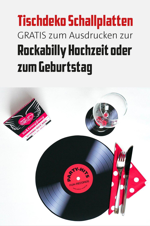 Fur Ihre Rockabilly Hochzeit Oder Ihren Rockabilly Geburtstag