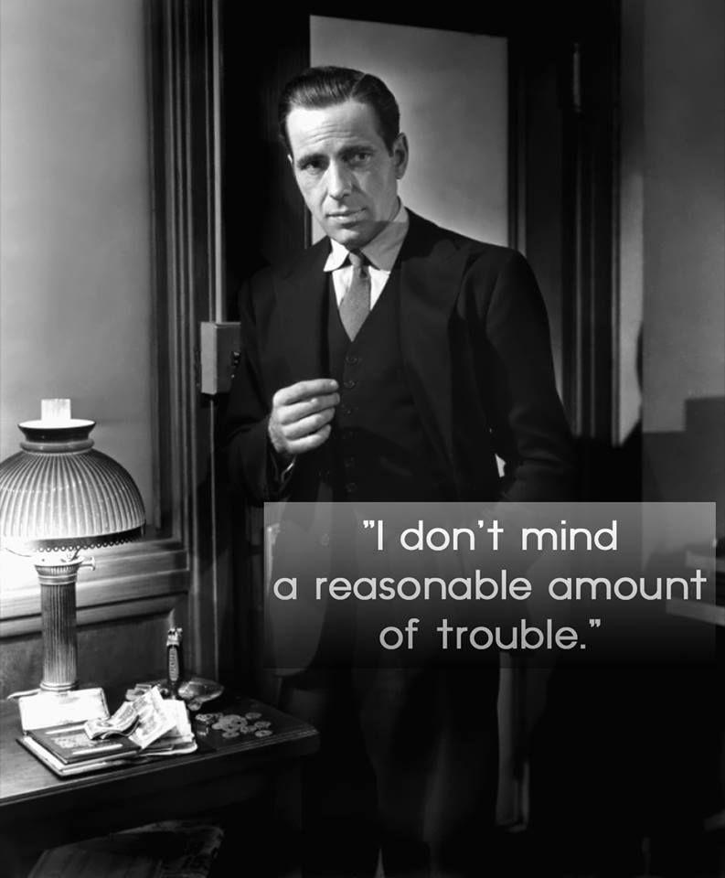 Humphrey Bogart As Sam Spade In The Maltese Falcon Humphrey Bogart Maltese Falcon Movie Noir Movie