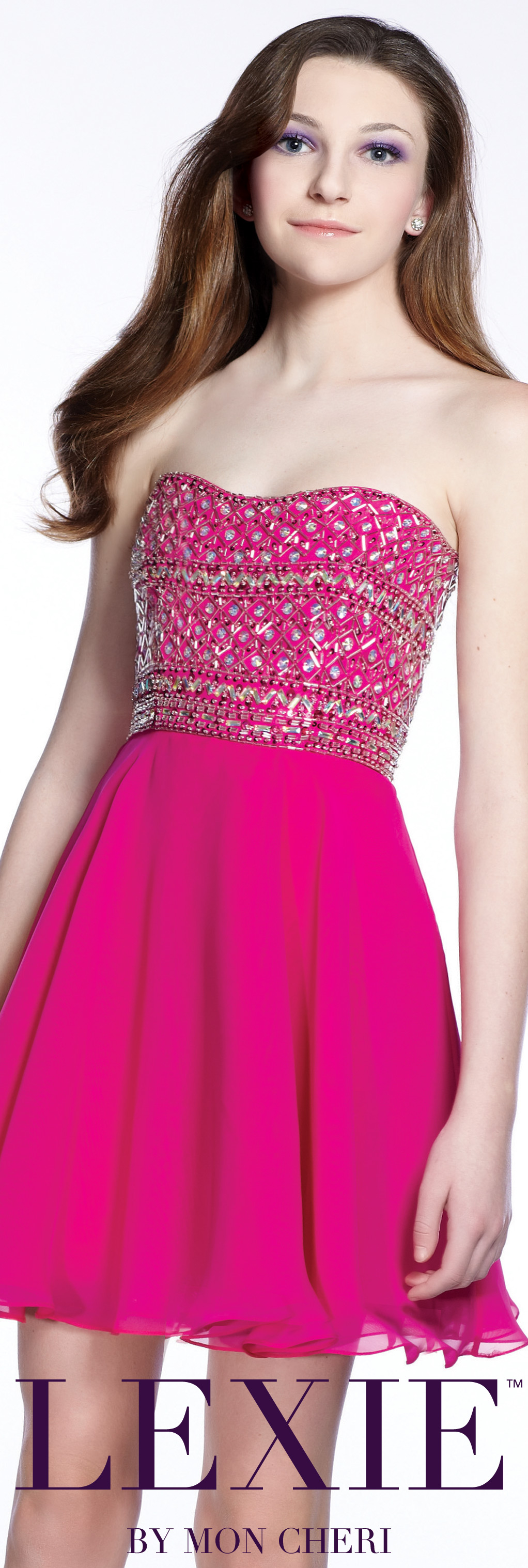 Lexie by Mon Cheri - Tween Formal Dress - Style No. TW21538 ...