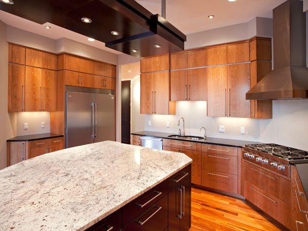 Contemporary Natural Cherry Kitchen Cabinets   Google Search | Kitchen  Ideas | Pinterest | Cherry Kitchen Cabinets, Cherry Kitchen And Kitchens