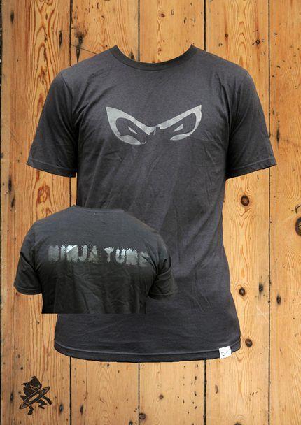 Ninja Tune - Ninja Eyes T-Shirt