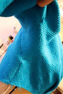 Underarm Gusset : underarm, gusset, Techniques, Sewing