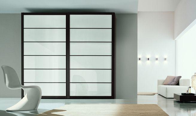Tipos de cristal para puertas de armarios casa pinterest puertas correderas puertas - Puertas de cristal para armarios ...
