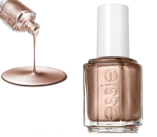 Rose Gold #OBSESSED | Nails | Pinterest | Maquillaje, Uñas cortas y ...