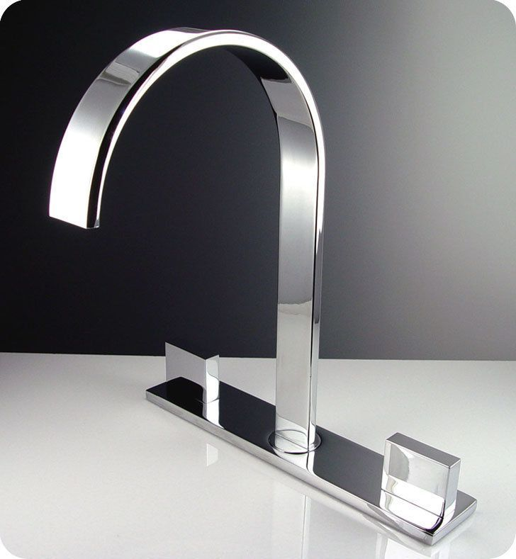 Fresca Fft3801 With Images Bathroom Faucets Chrome Vanity
