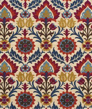 Waverly Santa Maria Gem Fabric - $19.55   onlinefabricstore.net