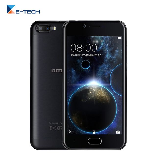 Good price Original Doogee Shoot 2 Mobile Phone MT6580 Quad Core 5.0 inch Android 7.0 Cell Phone 5MP Dual Cameras Fingerprint  Smartphone just only $64.99 - 69.99 with free shipping worldwide  #mobilephones Plese click on picture to see our special price for you