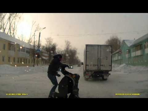 Meanwhile in Russia of the Day: Russian Truck Driver Fights