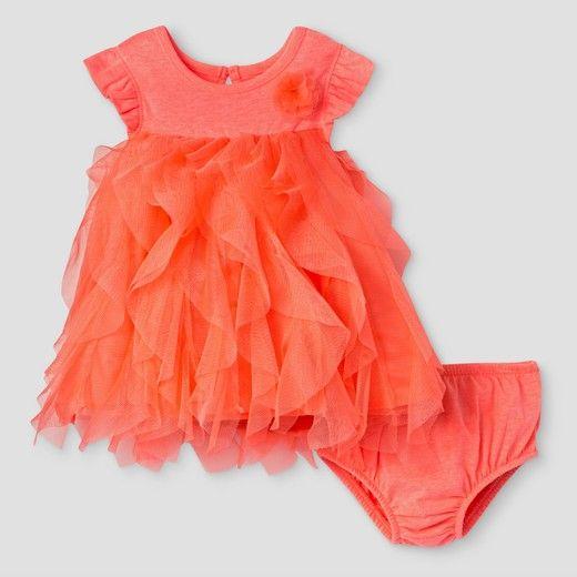 678ca9372bd8 Baby Girls' Tutu Dress Cat & Jack™ - Pink 3-6 Months : Target | Tori ...