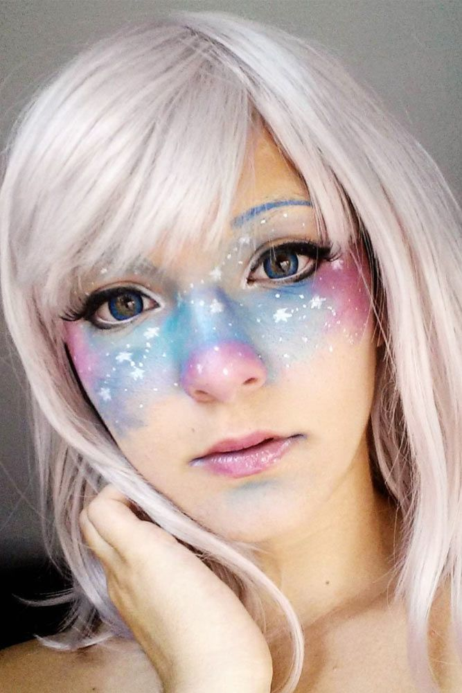 Creative Makeup Ideas For