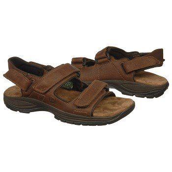 13daa840001a Dunham St. Johnsbury Sandals (Brown Leather) - Men s Sandals - 13.0 ...
