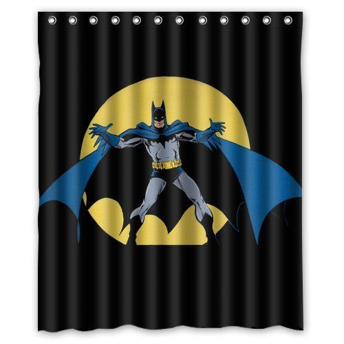 Awesome Batman Shower Curtain Designs Best Sellers Designer