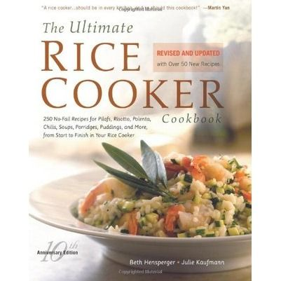 Rice cookers are perfect for how we cook today--versatile and convenient, they have one-button technology, don't take up much counter spa...