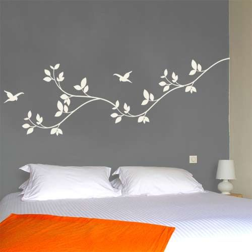 Perfect 35 ABSTRACT WALL DECALS INSPIRATIONS