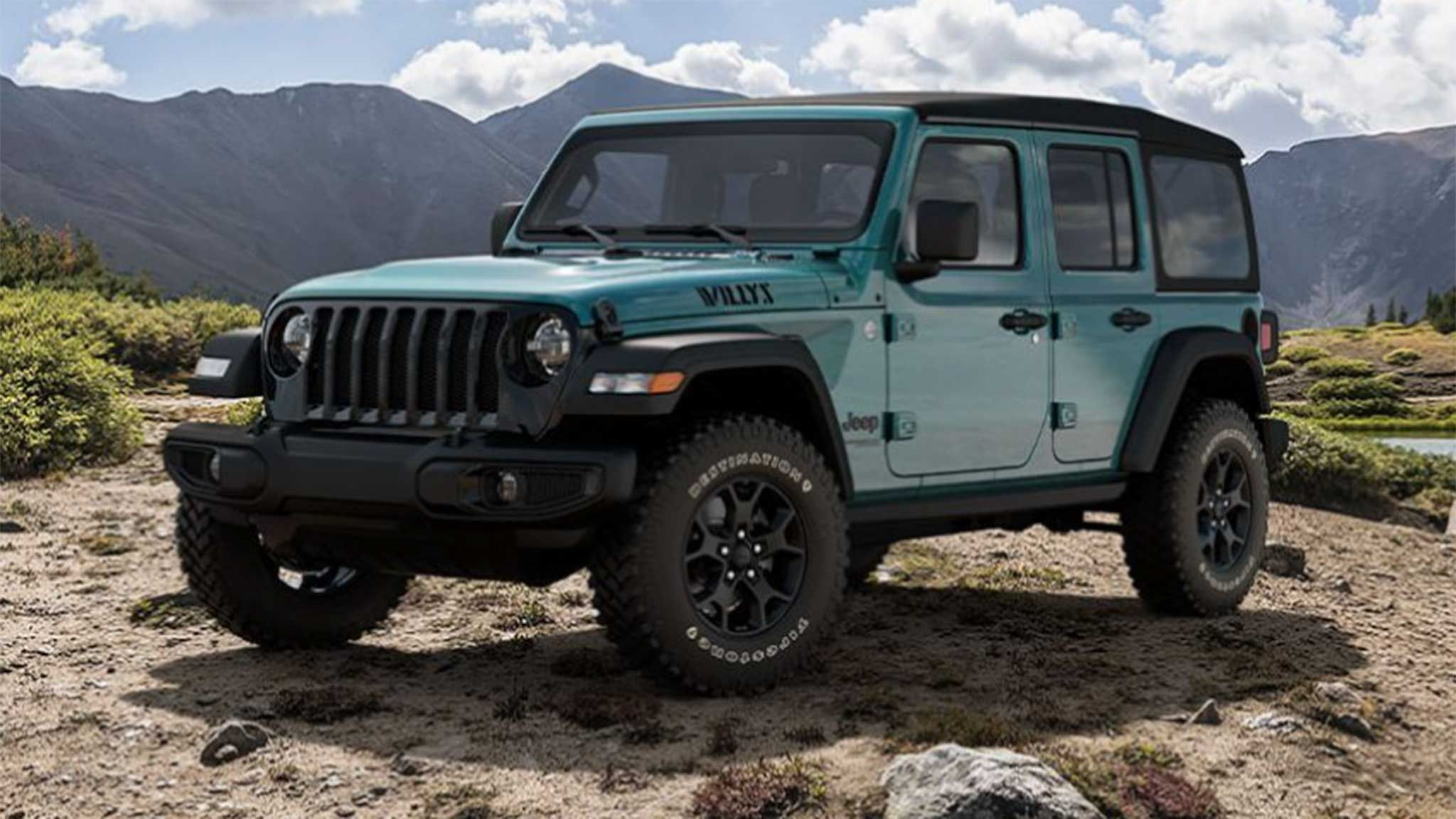 2020 Jeep Wrangler S Three Coolest Paint Colors Axed For One New Hue In 2020 Jeep Wrangler Jeep Green Jeep