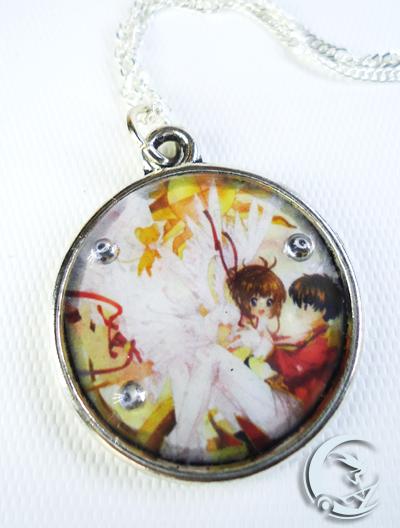 #SakuraCardCaptor Necklace