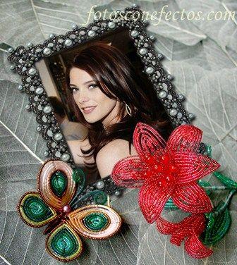 Decorar Mis Fotos | decorar mis fotos con flores artificiales ...