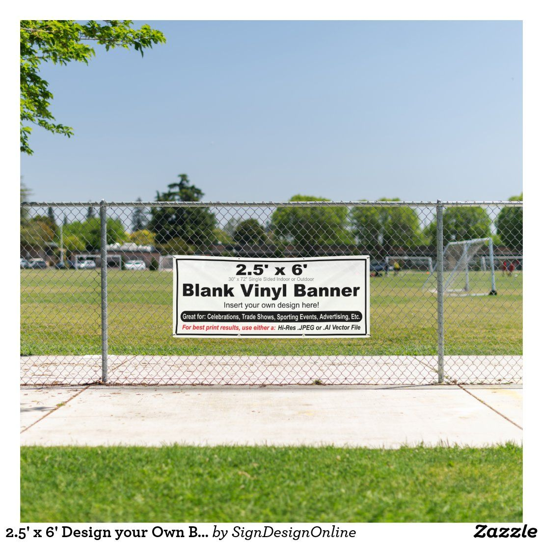 2 5 X 6 Design Your Own Banner Zazzle Com In 2020 Outdoor Banners Welcome Back Banner Custom Vinyl Banners
