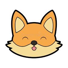 Image Result For Fox Head Cartoon Cartoon Cartoons Vector Cute Fox