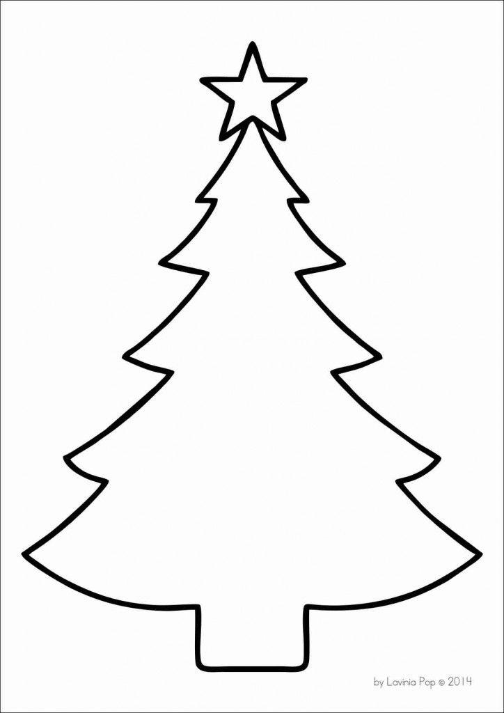 Rhyming Christmas Trees – Free Christmas Tree Templates