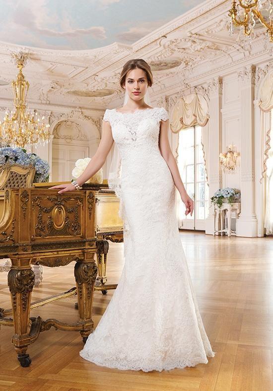 5a6c4aaa3dc Lillian West 6345 Wedding Dress - The Knot