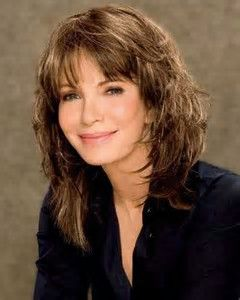 Image result for Mid Length Hairstyles for Thin Hair Over 50 | Hair ...