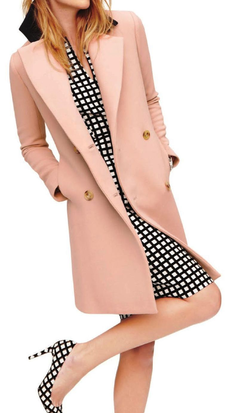 Stunning. Can't wait to share the pink coat from CAbi Fall 2014 collection!! #BeautiFallme #Cabionline