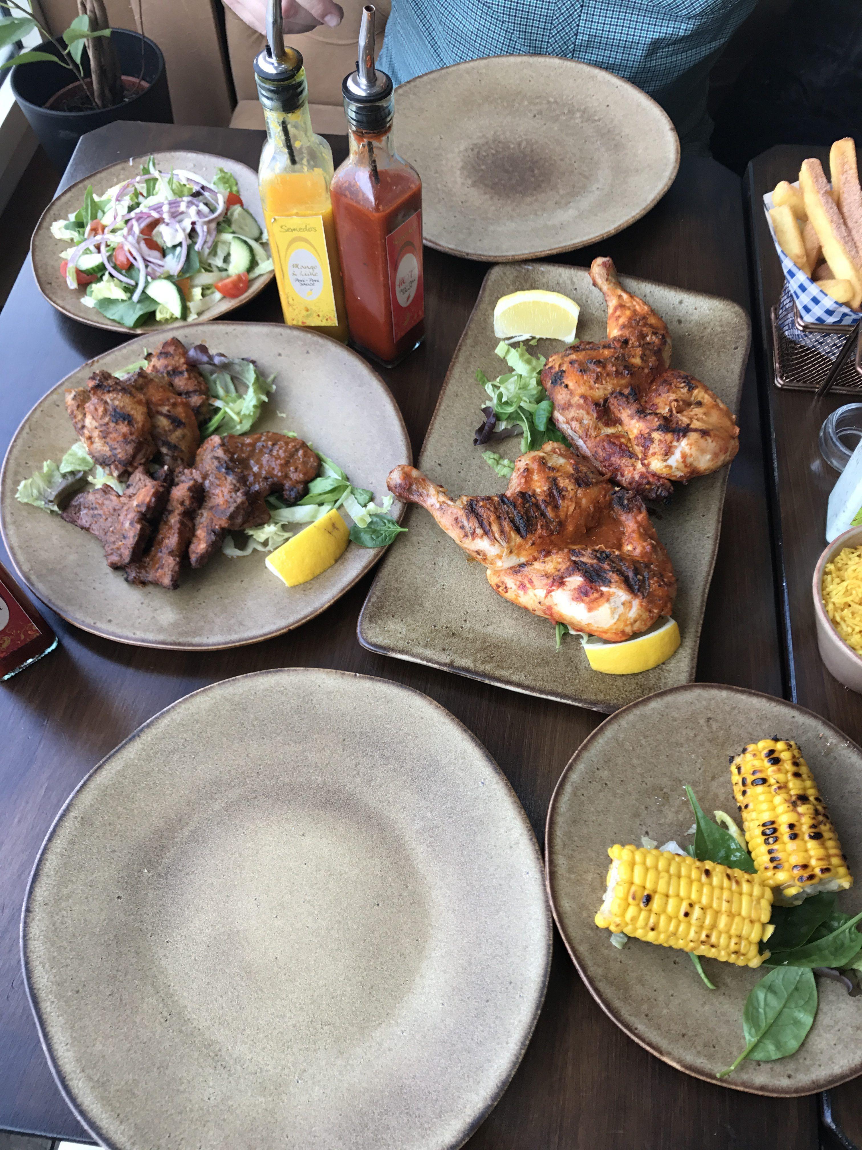 Semedos Birmingham Review Hmc Certified Halal Recipes Food Gastronomy