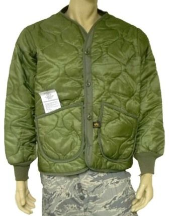 6b59a562224c6 Alpha Industries M65 Field Jacket Liner