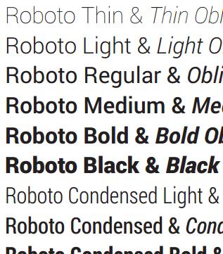 Top Five Helvetica Neue Condensed Font Stack - Circus