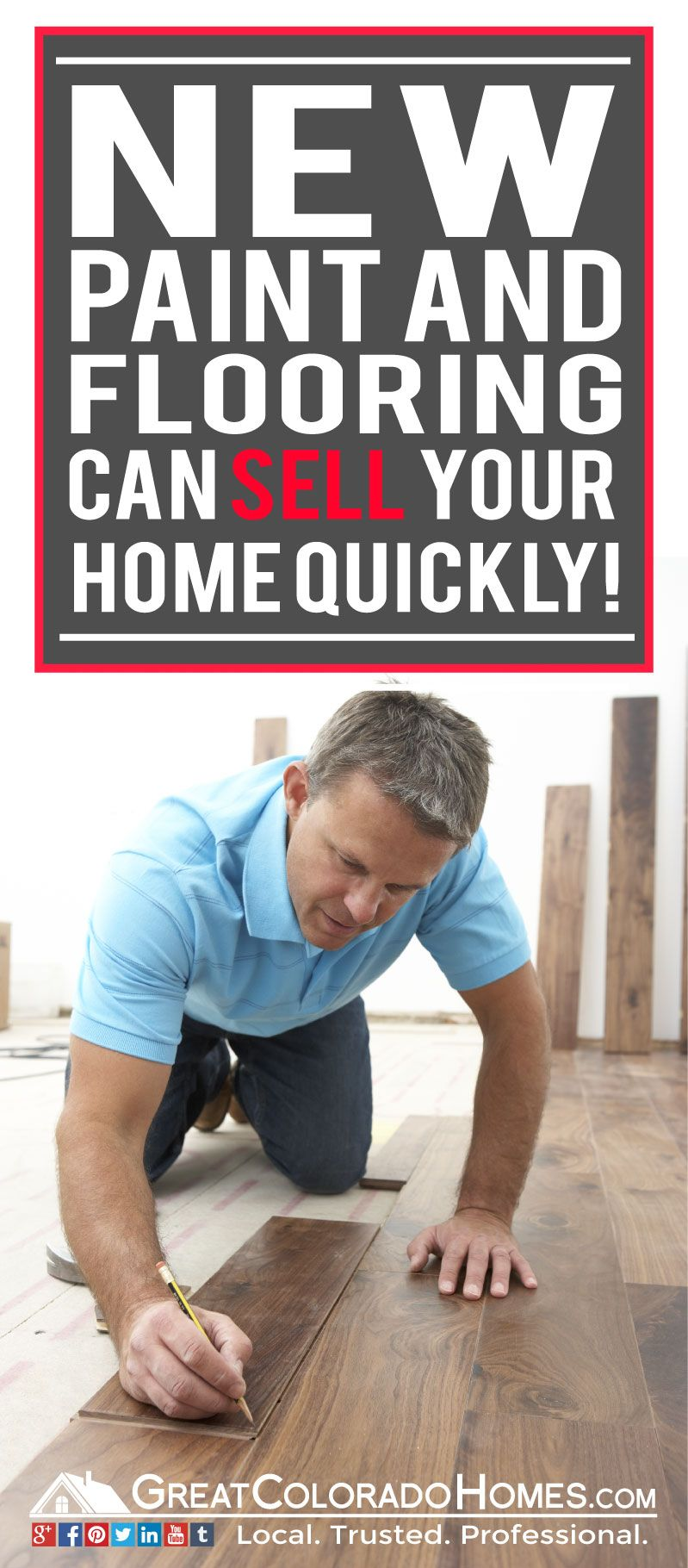 9 Tips for a Higher Home Appraisal Infographics