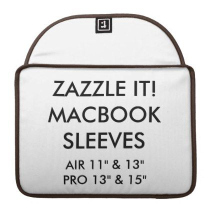 """#Custom Personalized 13"""" MacBook Pro Laptop Sleeve - #cyo #create #your #own #gifts"""