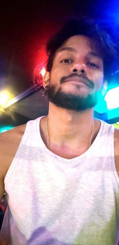 amilson santana: Fernando Albuquerque perfil