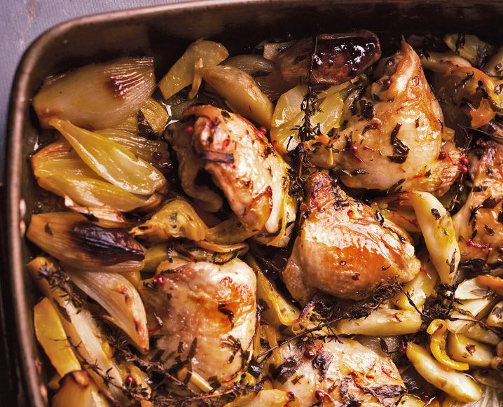 recipe: chicken jerusalem artichoke ottolenghi [5]