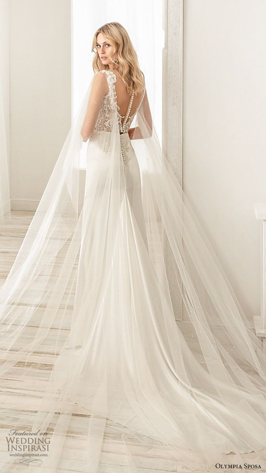 "Olympia Sposa 2020 Wedding Dresses — ""Love"" Collection"