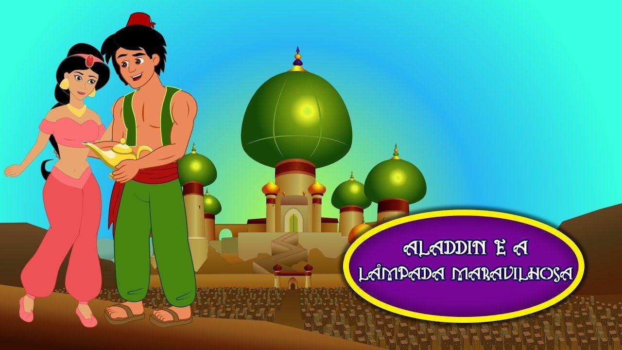 Aladdin E A Lampada Maravilhosa Historia Completa Desenho