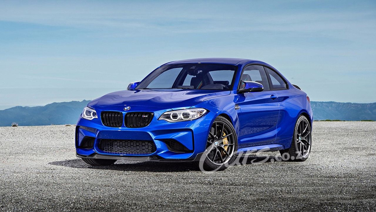 Bmw M2 Cs Will Be Limited With Production To Start In March 2020