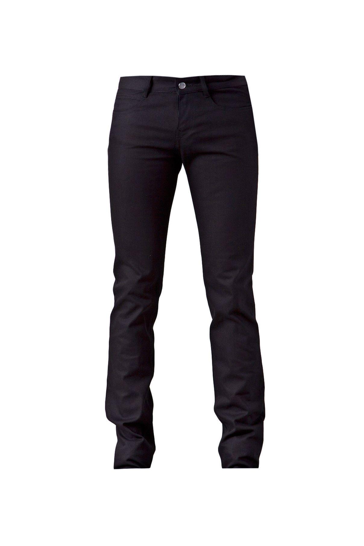 {Mugler / 01 clothing / 03 bottom / 02 denim} Jean