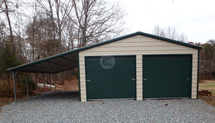 30x40 Large Garage Building Commercial Metal Garage in