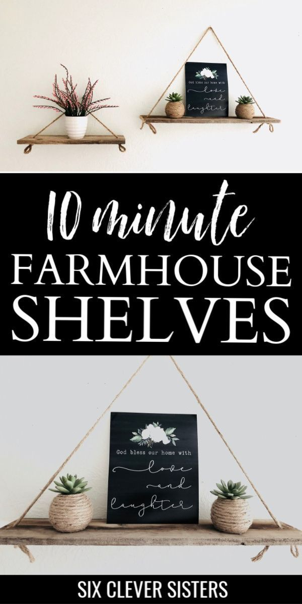 Home Interior Layout Want a pallet diy project that literally takes 10 minutes to make? You'll love how easy this amazing home decor is to create and you can change out the decor for the season. These pallet wood shelves add such a nice touch to my home decor! #diy #pallet #woodproject #diyproject #easydiy #palletwood #diycrafts #diyhomedecor #homedecor #sixcleversisters.Home Interior Layout  Want a pallet diy project that literally takes 10 minutes to make? You'll love how easy this amazing hom