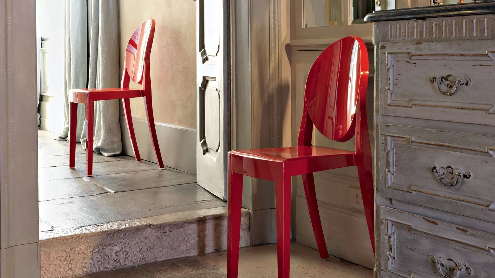Cubo Kartell Victoria Ghost Chair By Kartell Dining Chairs Chair Design