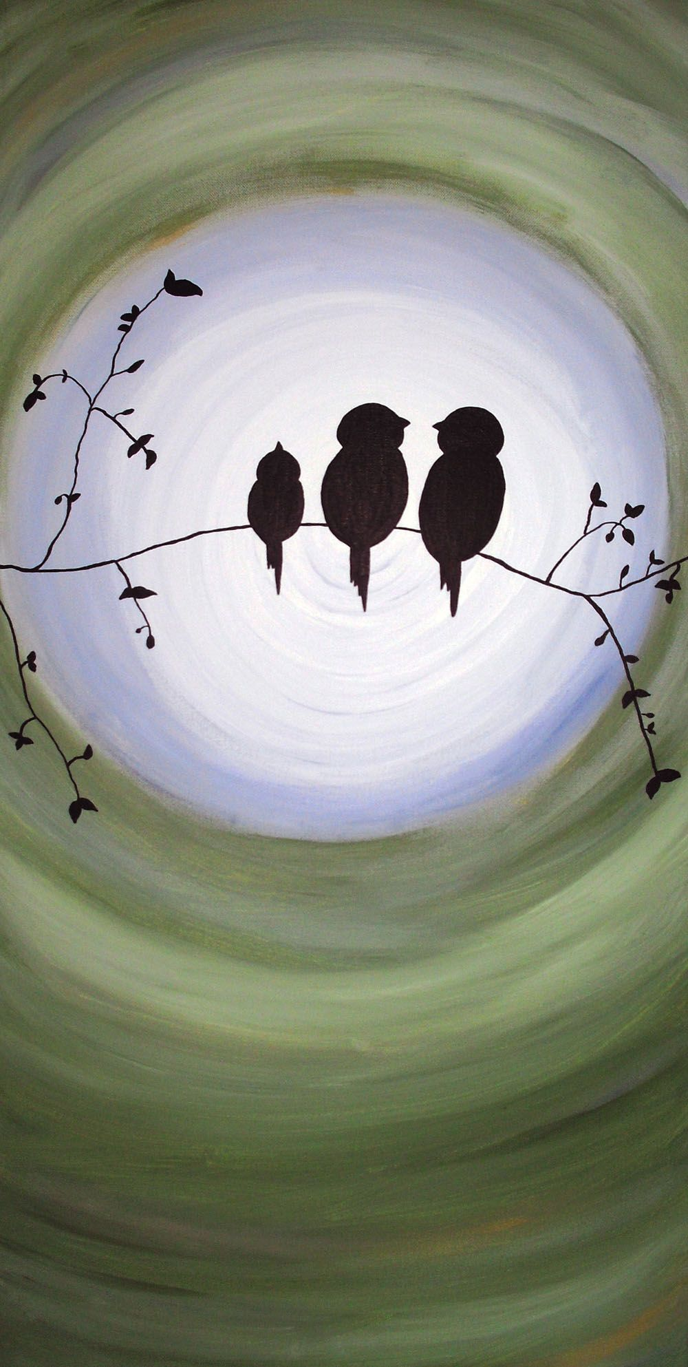 109e6ebe9c Birds by Ashleyh100 Painting   Drawing