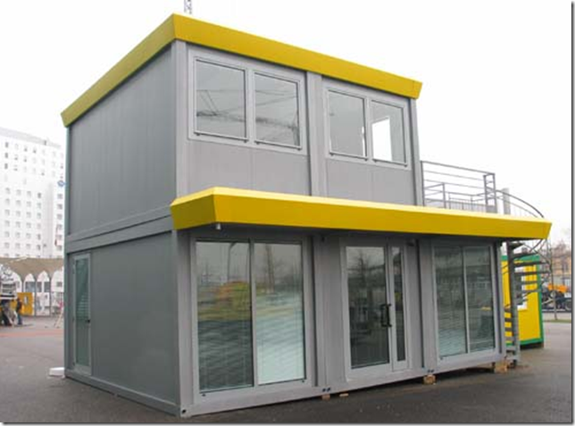 shipping container office modern design pools. Black Bedroom Furniture Sets. Home Design Ideas