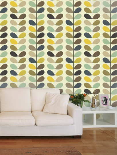 papier peint orla kiely interiors pinterest orla kiely wallpaper and living rooms
