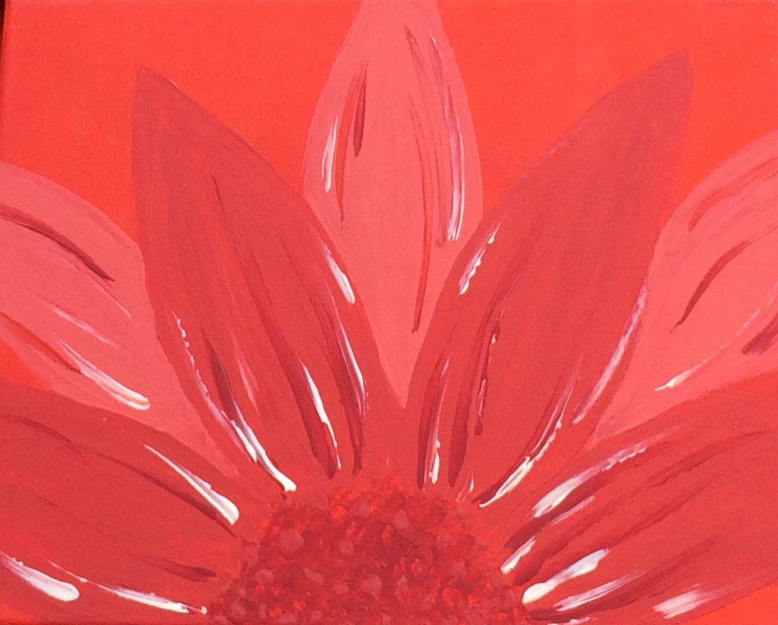 Acrylfarbe auf Leinwand, stimmungsvoll und dezent. Wirkt toll auf weißem Hintergrund