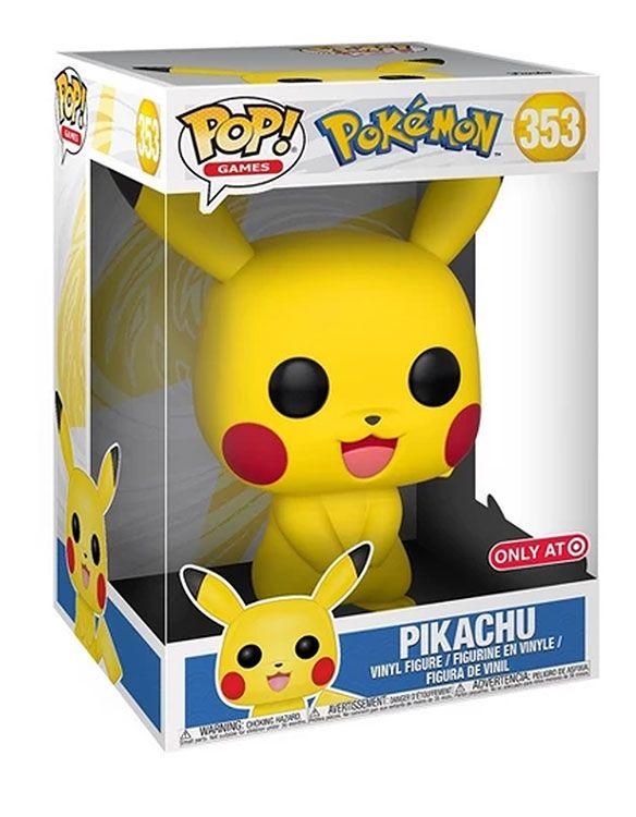 Funko Pop Pikachu A 10 Release Funko Pop Dolls Funko Pop Disney Pop Toys